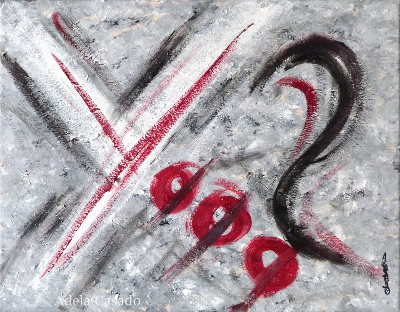 Adela Casado Cano (Adela Casado) - Cuestión de cromosomas X