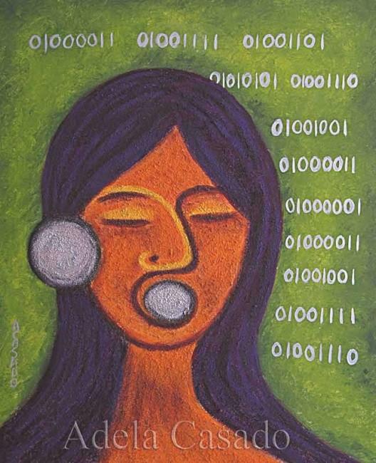 Adela Casado Cano (Adela Casado) - COMUNICACION II / COMMUNICATION II