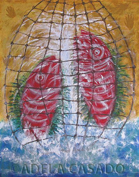 Adela Casado Cano (Adela Casado) - LA PESCA / FISHING
