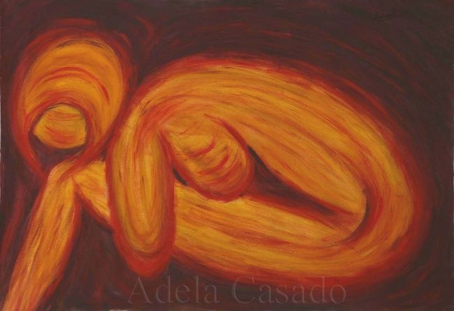 Adela Casado - AUTOPOSESION / IN ITSELF