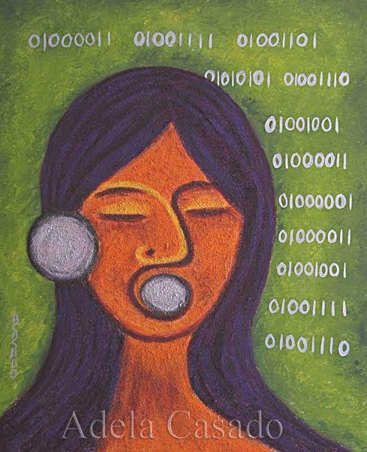 Adela Casado - COMUNICACION II / COMMUNICATION II