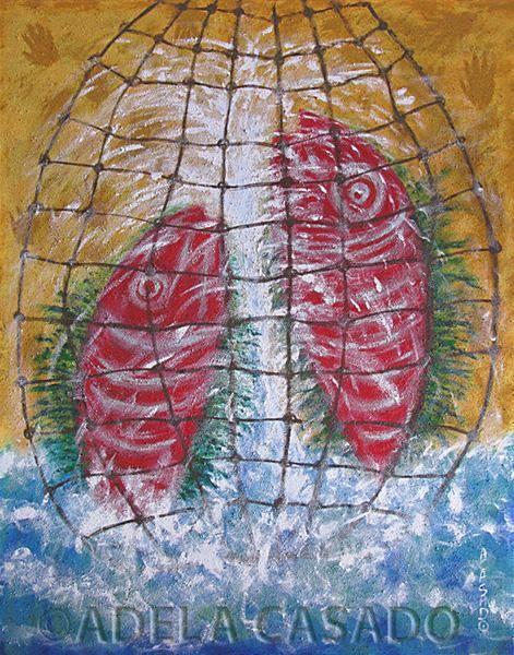Adela Casado - LA PESCA / FISHING