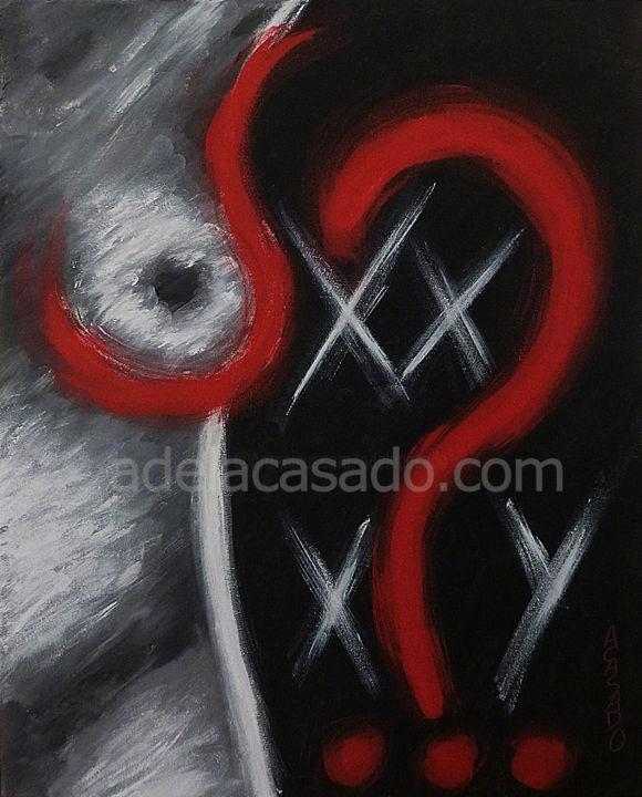 Adela Casado - CUESTION DE GENERO X